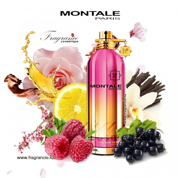 www.fragrancie.kz The New Rose Montale