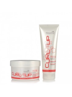 CURL ME UP Protein Mask Nouvelle 250ml